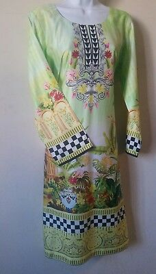 PAKISTANI/Indian 1-pc Shirt GULAHMED Large Cotton Blend NEW Collection