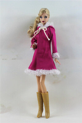 Fashion clothes/outfit Coat For 11.5in.Doll a01