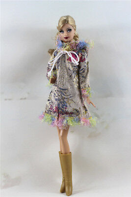 Fashion clothes/outfit Coat For 11.5in.Doll a03