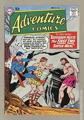 Adventure Comics (1st Series) #257 1959 FN 6.0