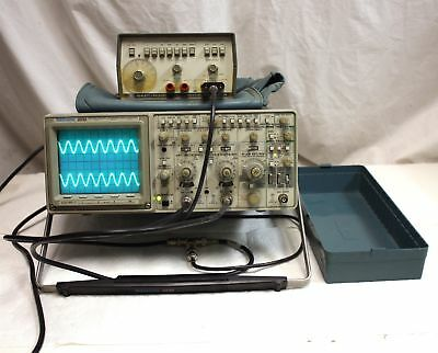 Tektronix 2232 100MHz 2 Channel Digital Storage Oscilloscope with Bag & Cover