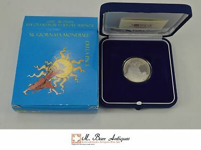 2007 Vatican City 5 Euro - Pope Benedict Commemorative w/ Box & COA *554