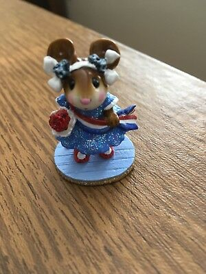 Wee Forest Folk M-307 Miss Liberty