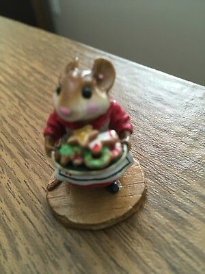 Wee Forest Folk M-246 Christmas Sugar and Spice Special Ltd Ed