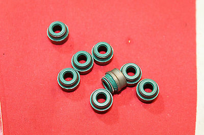 Ducati Kit 1 X Valve rubber seal 6mm for 749R 749S 999R 1098R 76440541A