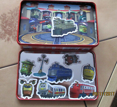 Chuggington--Kreativ Set