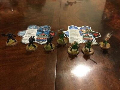 Heroscape Kilts And Commandos Wave 3 Jandar's Oath Complete Expansion Set