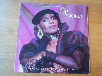 Veronica - That´s just the way it is   LP