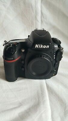 Nikon D D800 36.3MP Digital SLR Camera - Black