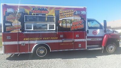 Be the Class Vendor at that Special Event. Turn Key Reasonable Food Truck