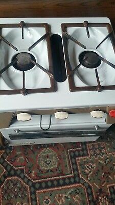 calor gas 2 ring cooker