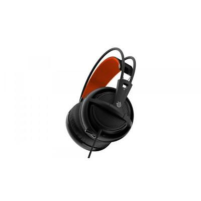 2603460 Steelseries Siberia 200 - Headset - Full-Size - Schwarz (51133)