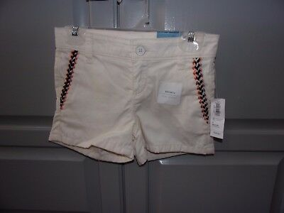 Old Navy: Girls 5T Regular Shorts , Mini Short / Brand New With Tags