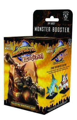 Privateer Monsterpocalyp Series #5 - Big in Japan, Monster Booster Pa Pack MINT