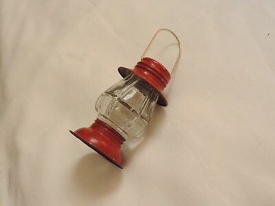 Vintage Candy Container Lantern Railroad (h612)