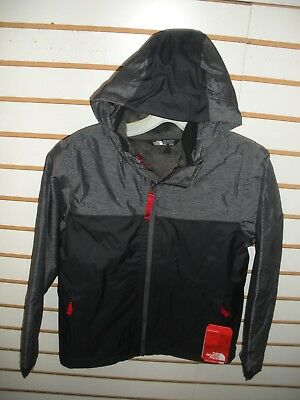 The North Face Boys Chimborazo Triclimate Jacket- A34Q6- Black Heather- S,m,l,xl