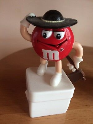 M & M's Red Axe Topper