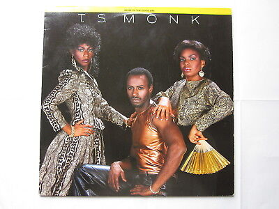 Soul Modern Boogie 80's LP-TS Monk-More Of The Good Life-Mirage Germany issue