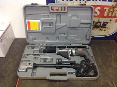 Senco Duraspin Screw Fastening System in Case DS300 with SG2500 Drill. A