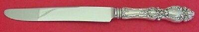 """Lucerne By Wallace Sterling Silver Dinner Knife French 9 1/2"""""""