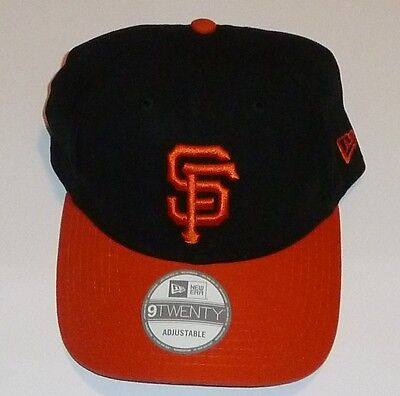 new york a0353 bbf3f San Francisco Giants MLB NEW ERA Cap hat Adjustable Licensed