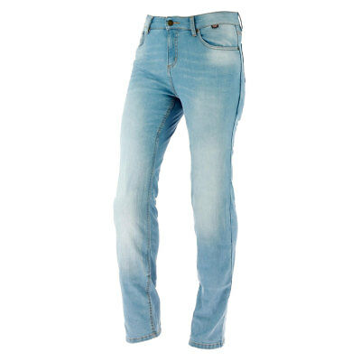 Richa Nora SW Blue Moto Motorcycle CE Certified Ladies Denim Jeans   All Sizes