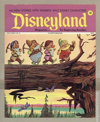 Disneyland Magazine #14 VG/FN 5.0 Low Grade