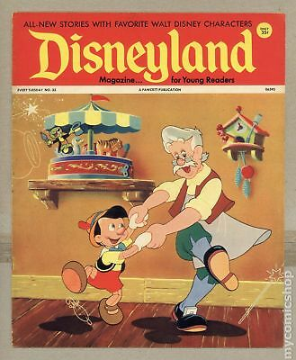 Disneyland Magazine #33 VG/FN 5.0 Low Grade