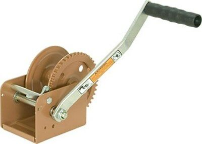 "Dutton-Lainson DL1402A 2-Way Hand Ratchet/Pulling Winch, 1/4""x40'"