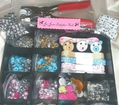 Dummy Clip Starter Kit, (((New))) 'TRULY ADORABLE'  Plus Instructions