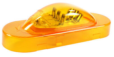 Grote 84131 Supernova Oval Side Turn/Marker LED Lamp, Amber