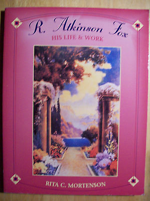 R. ATKINSON FOX PRINTS PRICE VALUES GUIDE COLLECTOR'S BOOK Oil Paintings