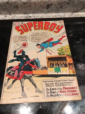Superboy #103 DC Silver Age (1963) Comic Book