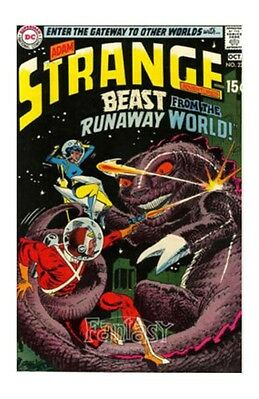 Strange Adventures #220 (Sep-Oct 1969, DC)