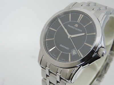 Maurice Lacroix Pontos Date - Automatic - Ref PT6048 - Full Set 2008 + Stahlband