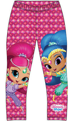Shimmer and shine leggings 2-8 years