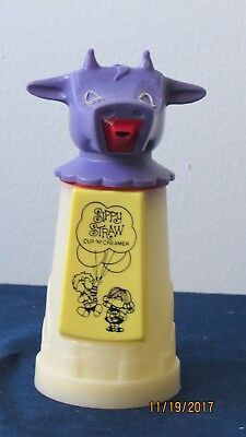 Whirley Industries plastic cow sippy cup/creamer