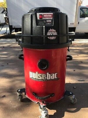 Pulse Bac 1250 Vacuum 311 CFM used good condition with 25 foot hose.120 volt