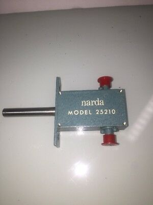💥NEW LISTING 💥Narda  25210  Variable Attenuator (2nd Listing)