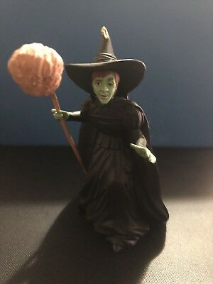 1996 Wicked Witch Of The West The Wizard Of Oz Hallmark Ornament
