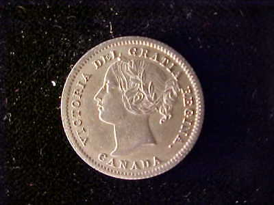 Canada10 Cents 1858