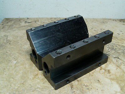 "Pre-owned Machinist V Block 4"" Wide x 5"" long x 2-3/4"" High"