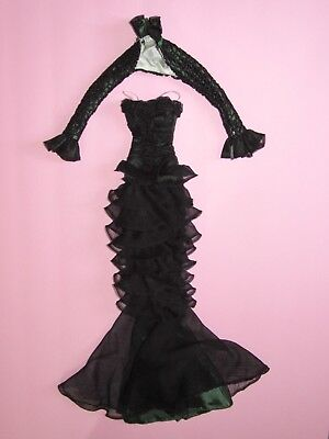 """Tonner - Wizard of Oz Castle Stroll 18"""" Evangeline Ghastly Doll OUTFIT"""