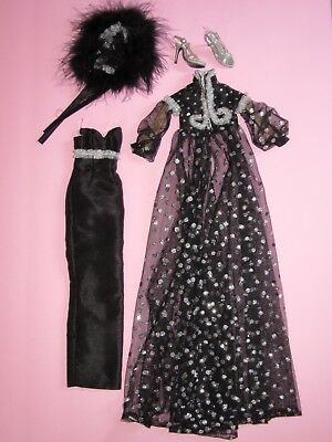 """Tonner Wilde - Candlelight at Night 18"""" Evangeline Ghastly Doll OUTFIT"""