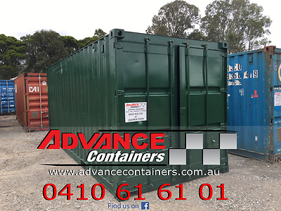 20ft Shipping Container & Delivery Package Quote NSW