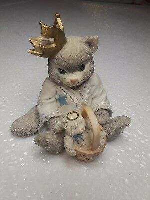 1994 Enesco CALICO KITTENS  I'll bing a special gift for you