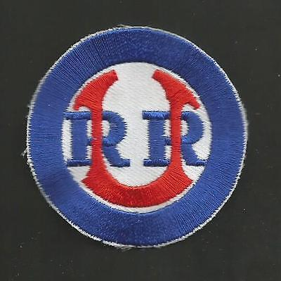 Union  Railroad Patch 2 ""