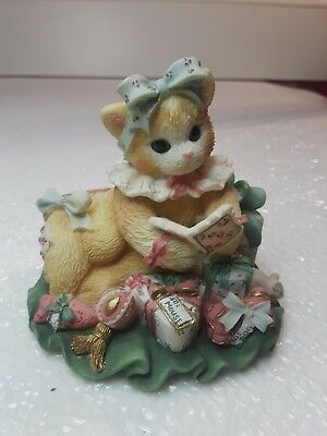 1999 Enesco CALICO KITTENS  You're the best gift of all