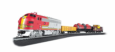 Bachmann Bac00740 Set,canyon Chief