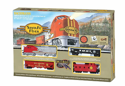 Bachmann Bac00647 Set,santa Fe Flyer